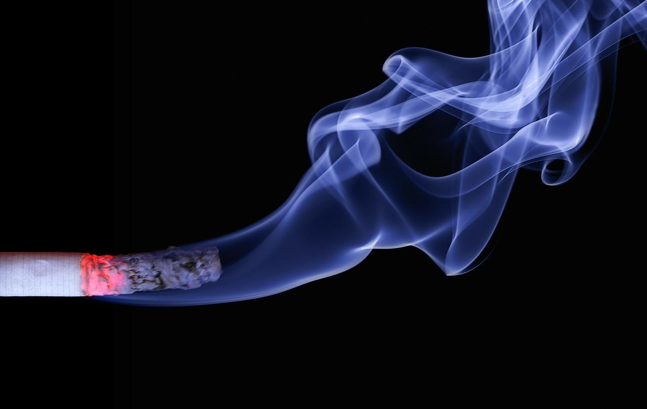 Column: Straks uitgestorven rookpleinen?
