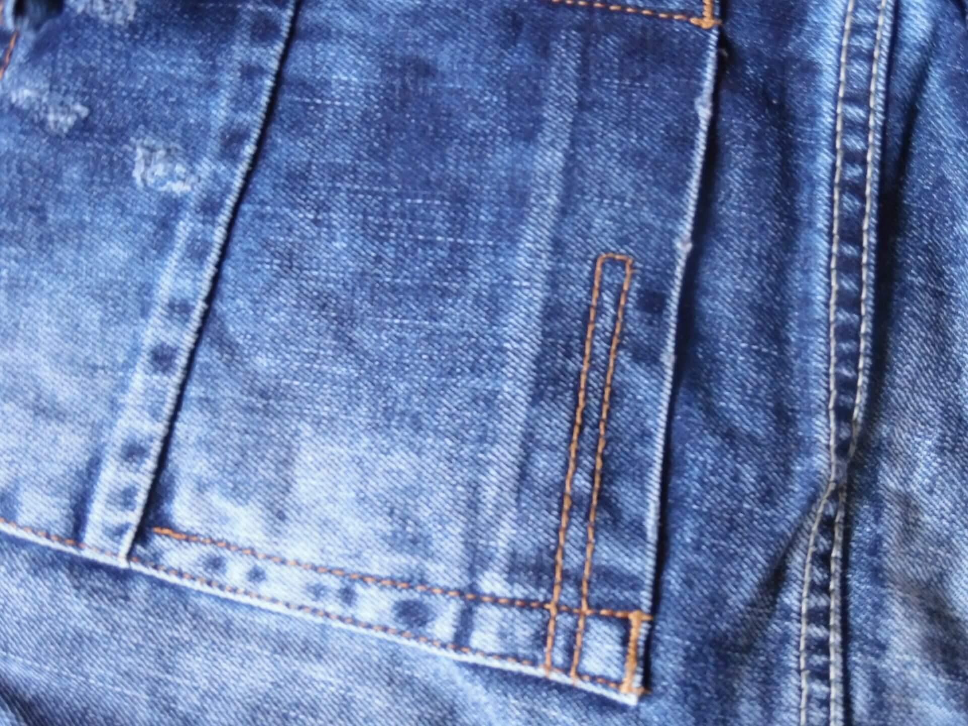 De schrik voor een blauwe broek