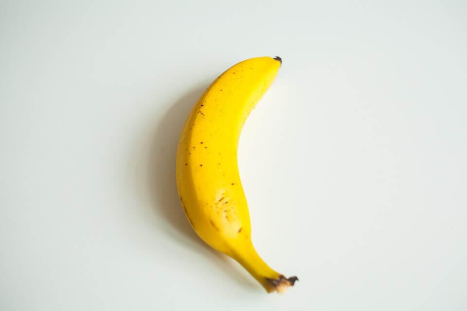 De rotte banaan