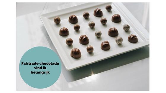Column | Fairtrade chocolade vind ik belangrijk