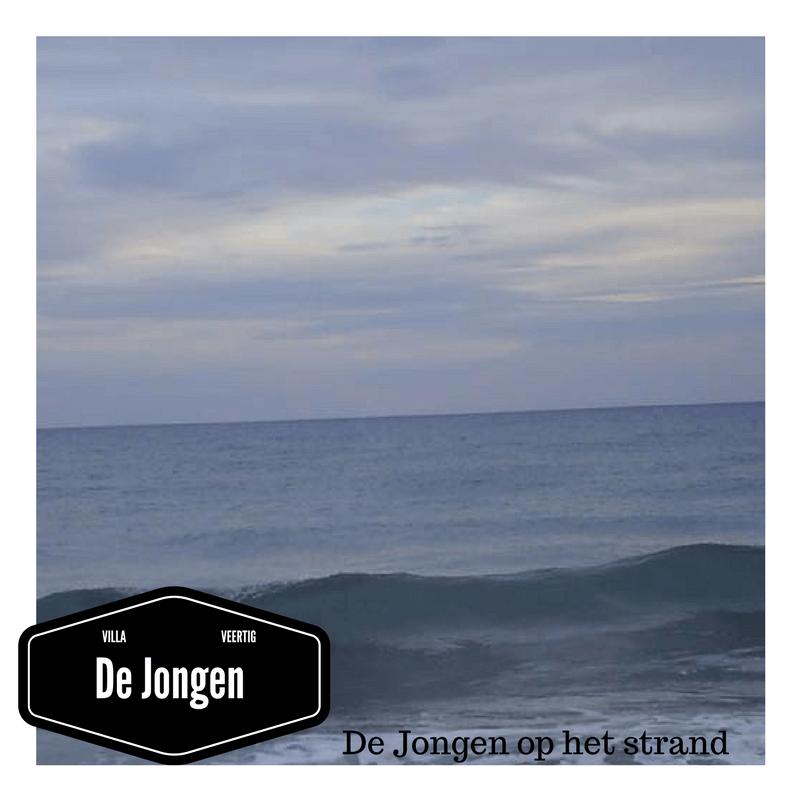 De Jongen #42 | De Jongen op het strand