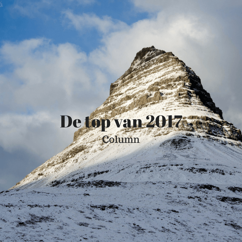 Column | De top van 2017