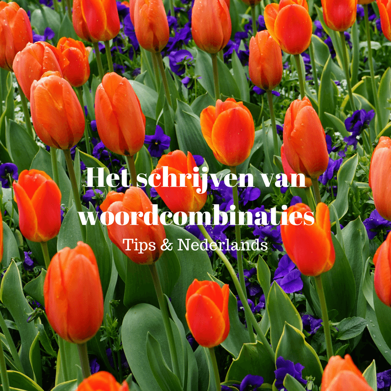 Tips & Nederlands – Het schrijven van woordcombinaties