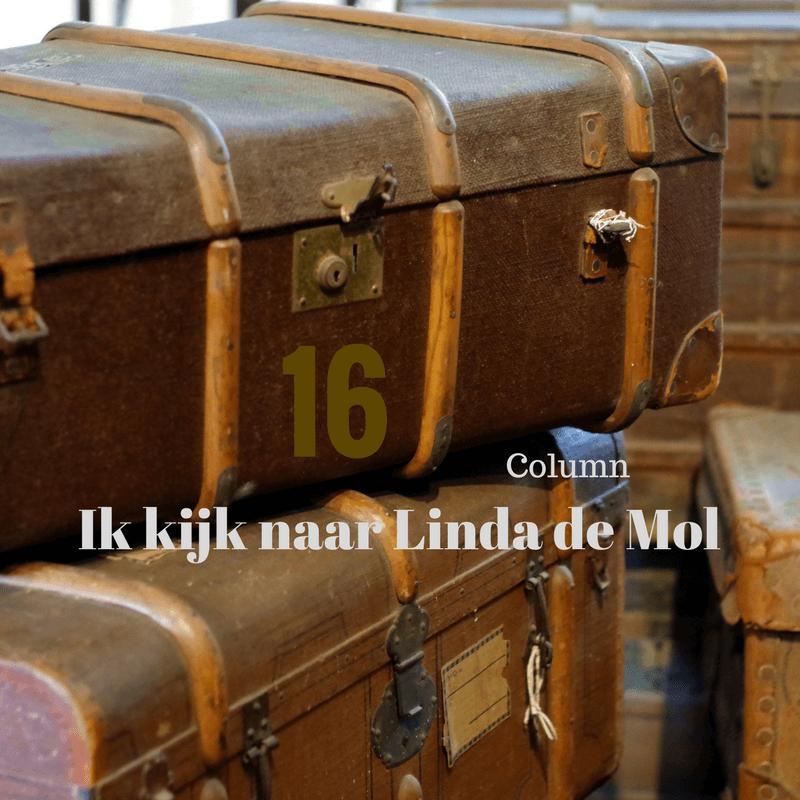 Ik kijk naar Linda de Mol