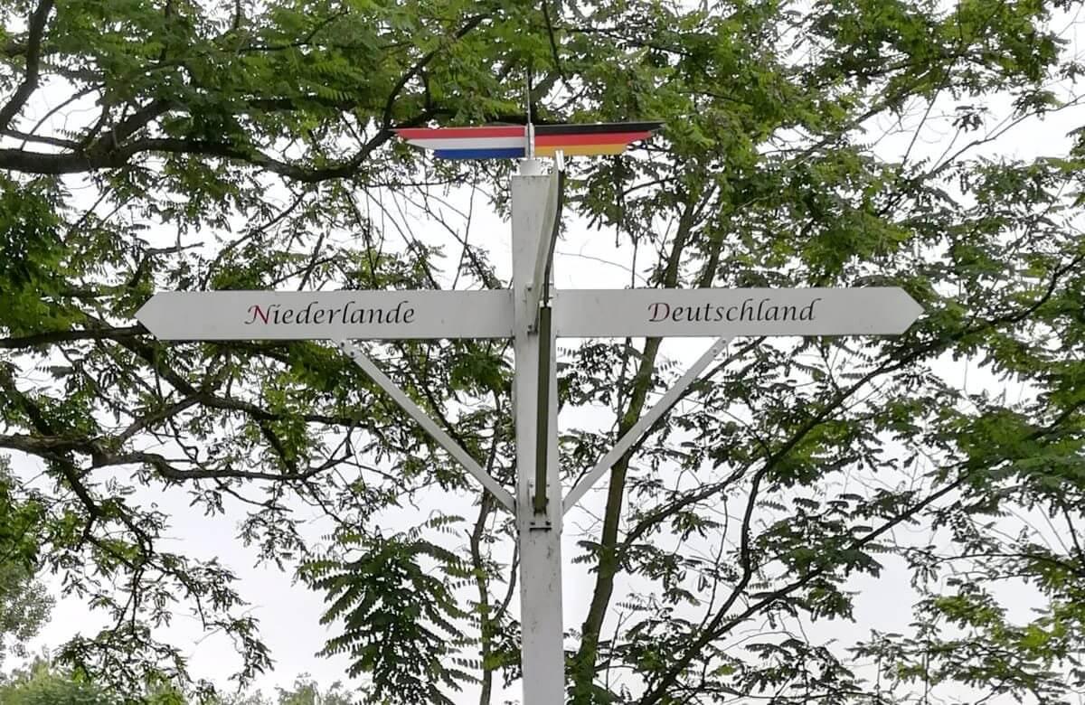 Column | Een wandeling door Nederland en Duitsland