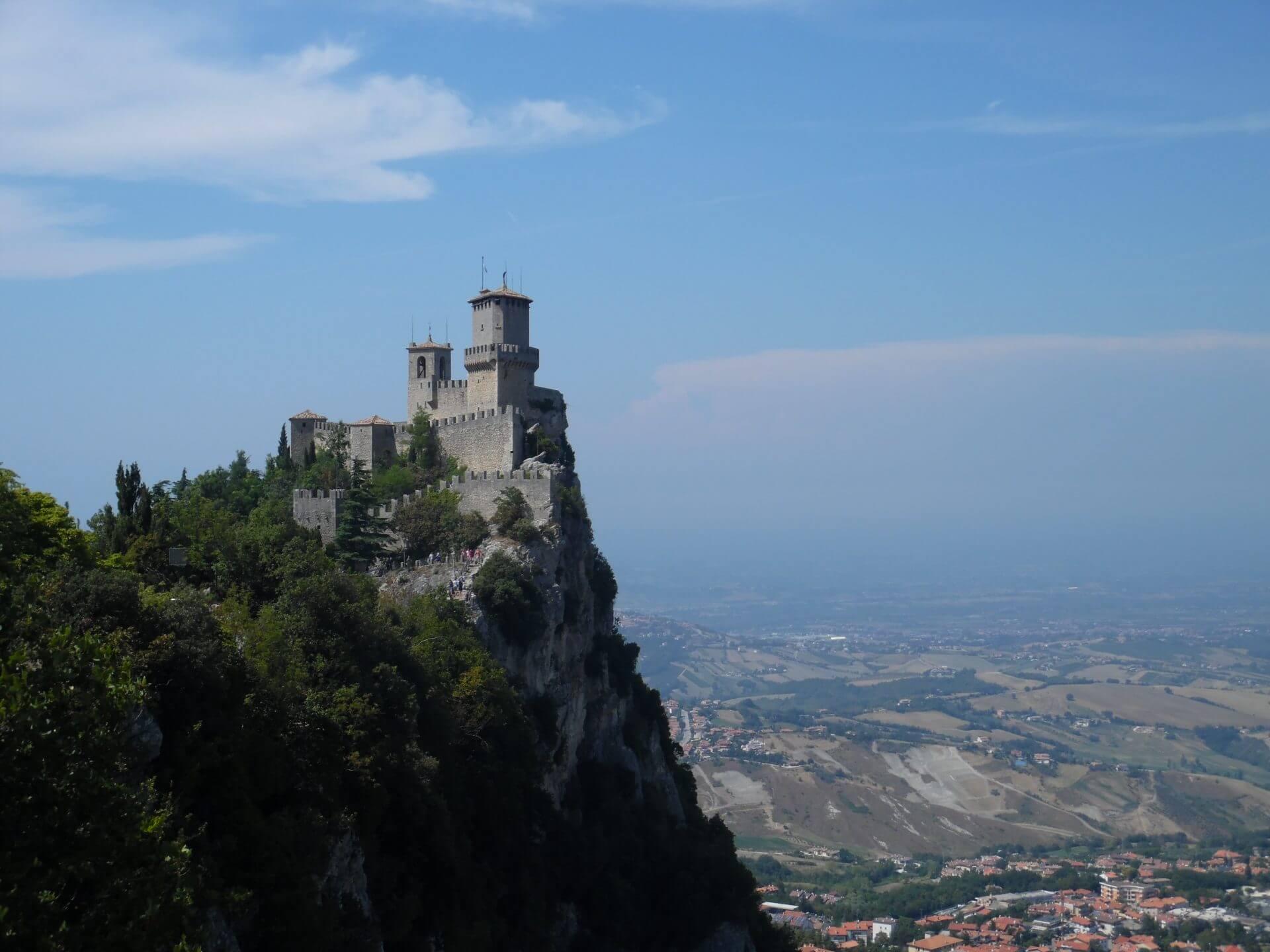 Vakantieblog Italië 2018 | San Marino als uitkijkpost