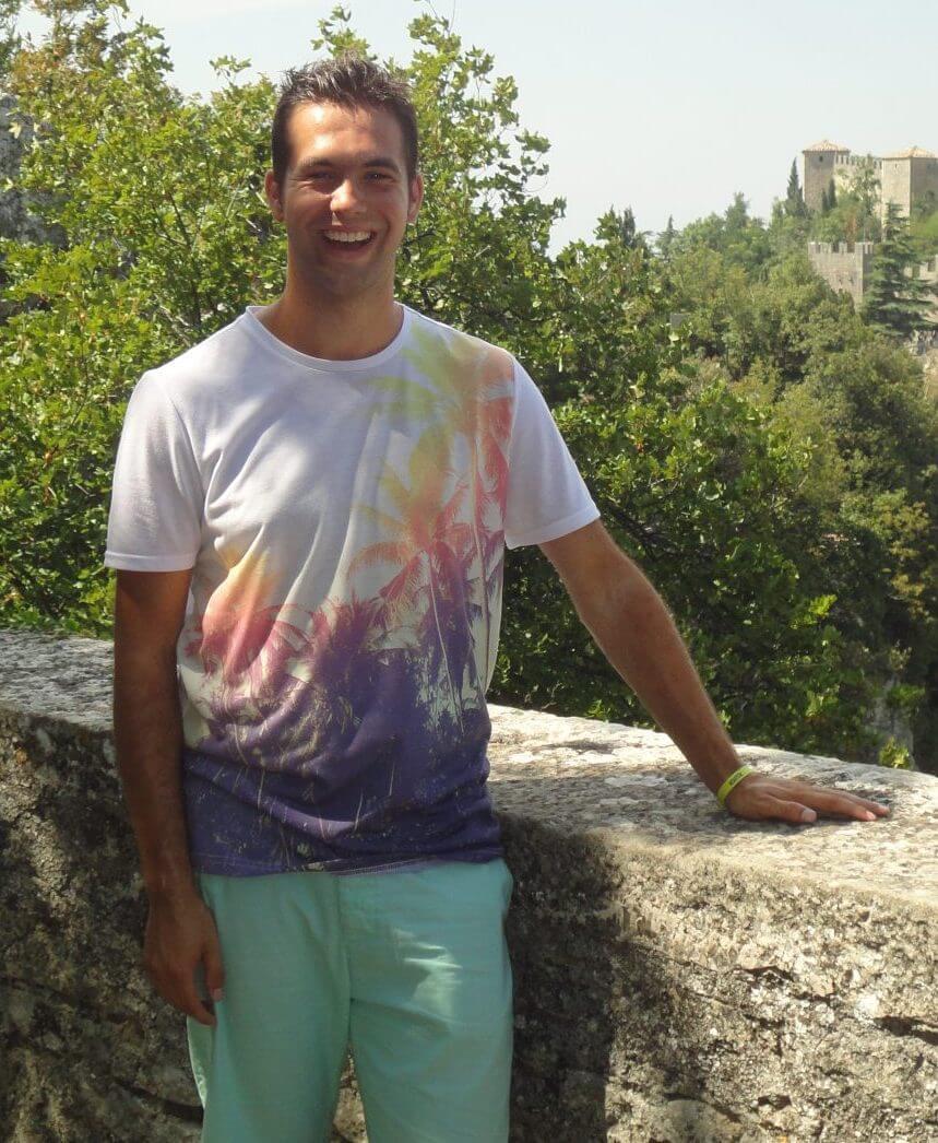 MC Kleuver in San Marino