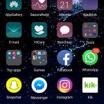 Welke apps gebruik ik het meest?