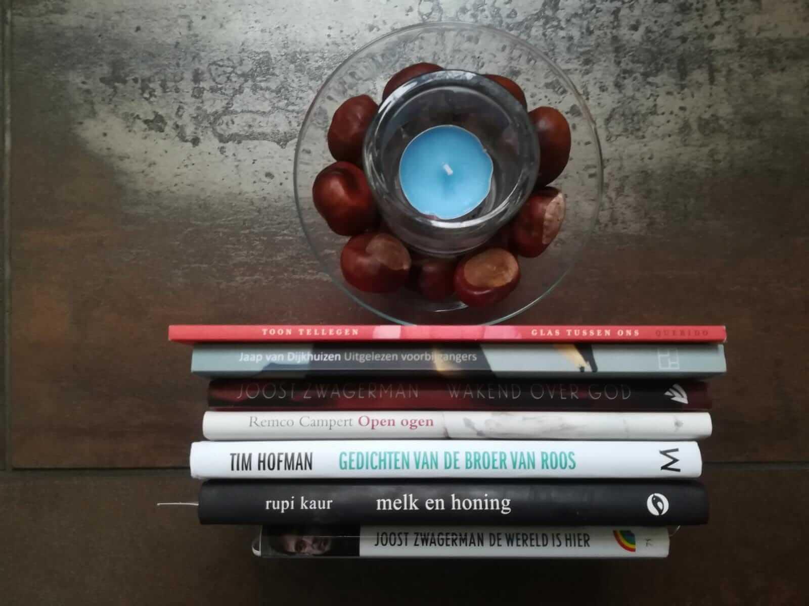 7 gedichtenbundels die ik kocht in 2018 | Leuke Lijstjes