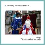Sinterklaas is in aantocht