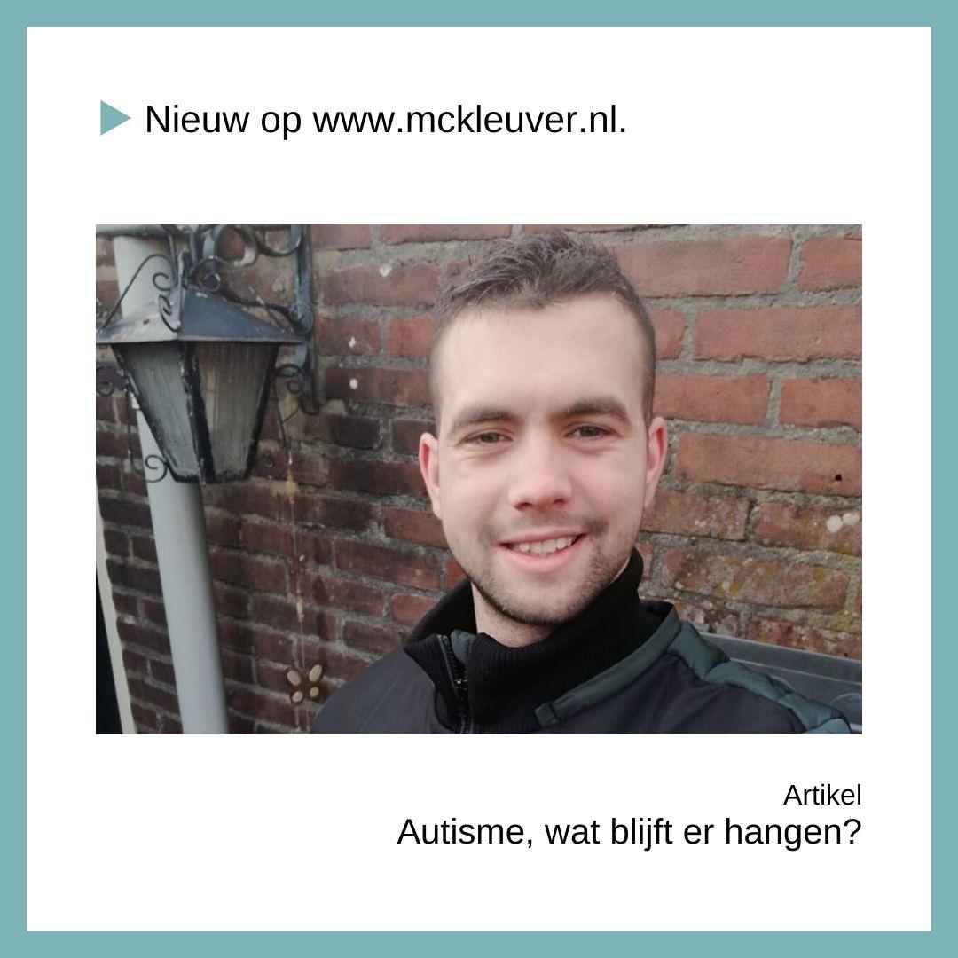 Autisme, wat blijft er hangen? | Prikkelgevoelig