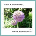 Botanische tuin Jochumhof in Steyl