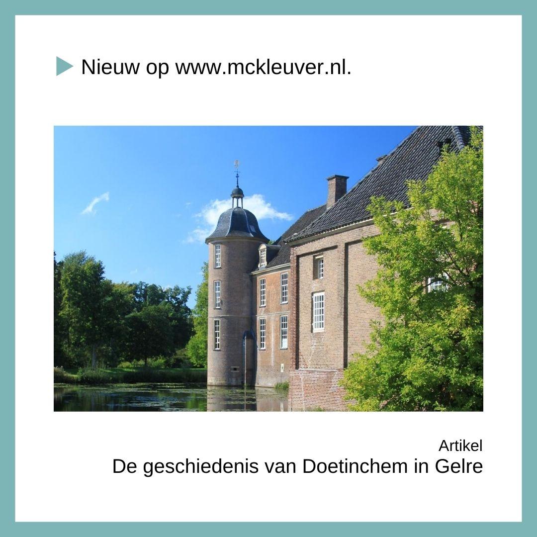 geschiedenis van Doetinchem
