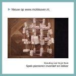 Spek-pionieren inventief en lekker
