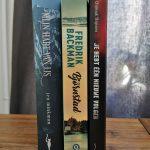 drie buitengewoon goede boeken