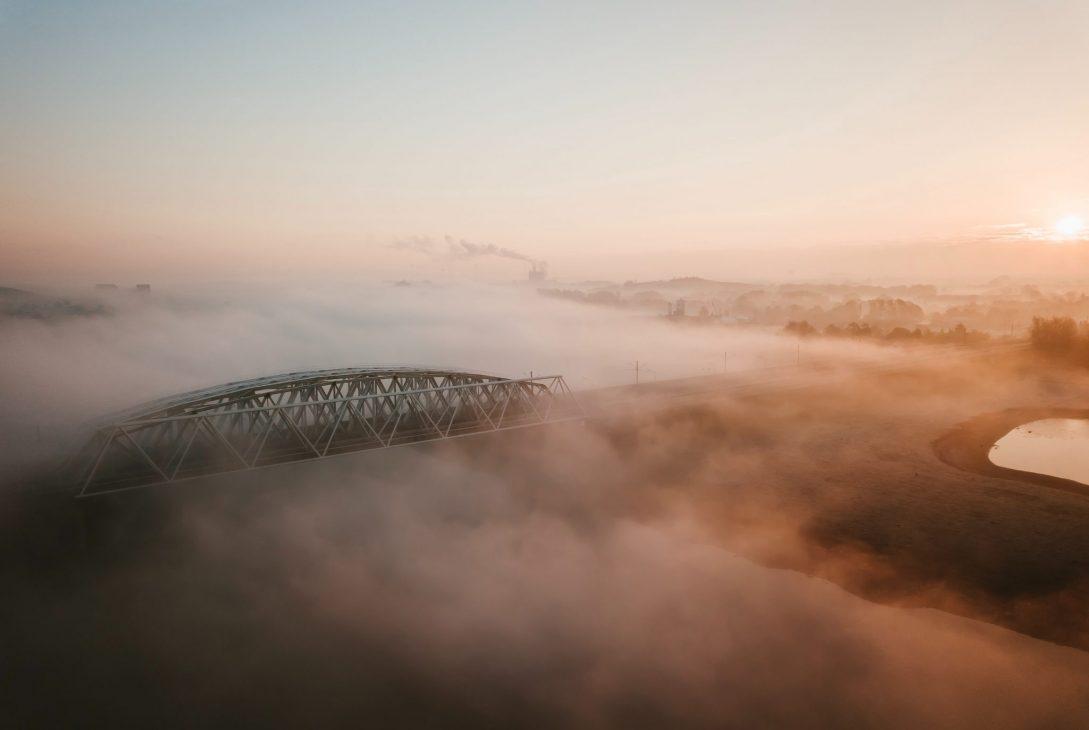 brug in Arnhem