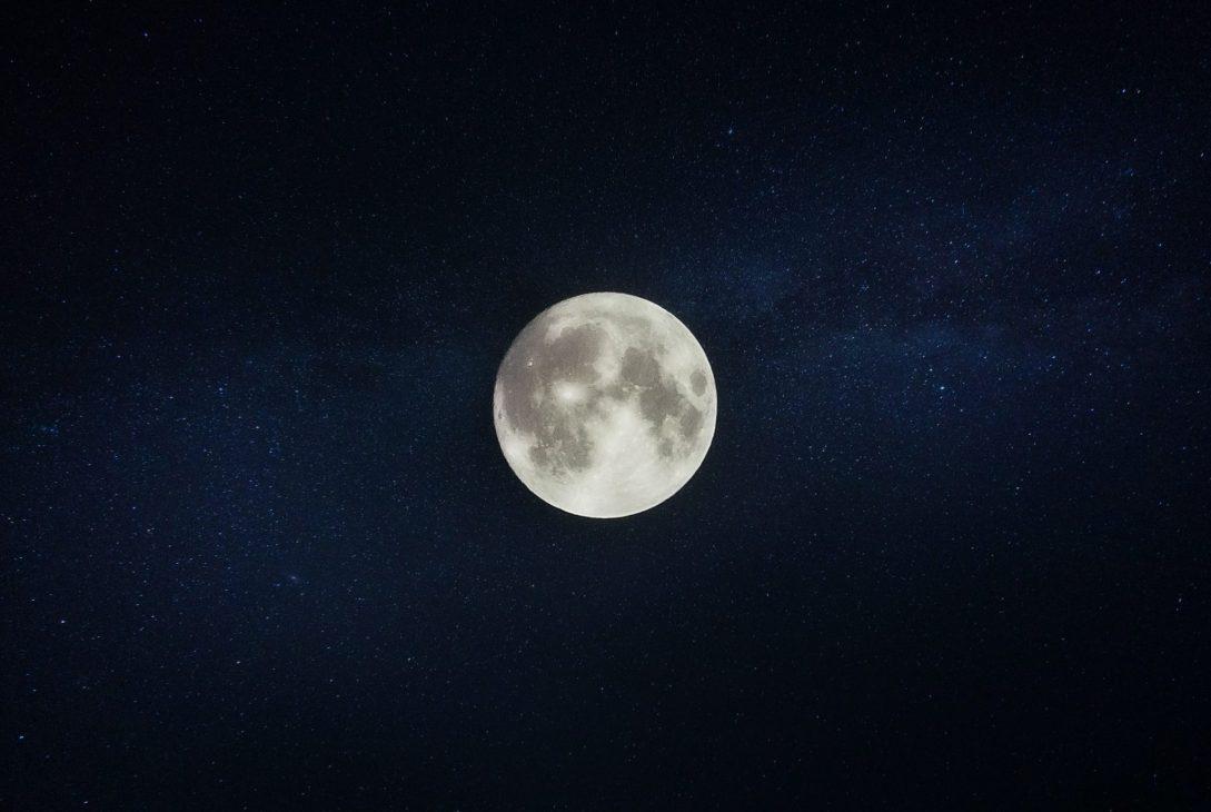 Spiritualiteit met de maan